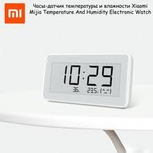 <b>Часы</b>-датчик <b>температуры</b> и влажности <b>Xiaomi Mijia Temperature</b> ...
