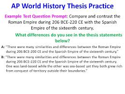 The AP World History Exam  An Overview Type of Question   of QuestionsTiming Multiple Choice