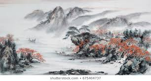 <b>Traditional Chinese Painting</b> Images, Stock Photos & Vectors ...