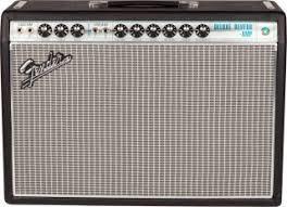 <b>FENDER</b> '<b>68</b> CUSTOM DELUXE REVERB® ламповый <b>гитарный</b> ...