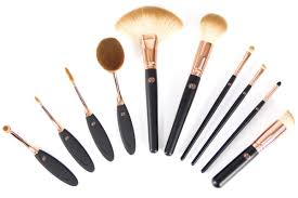 Rio Профессиональный <b>набор кистей</b> для нанесения макияжа ...