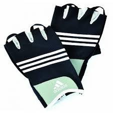 Тренировочные <b>перчатки Adidas Stretchfit Training</b> Gloves S/M ...