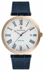 Наручные <b>часы WAINER WA</b>.<b>11394</b>-<b>B</b> — купить по выгодной цене ...