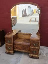 american vanity dresser art deco waterfall bedroom furniture art deco bedroom furniture art deco antique