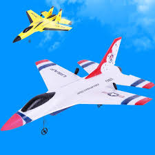 Remote control aircraft small fighter F16 rc plane <b>SU35</b> fixed-wing ...