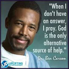 Ben Carson on Pinterest | Obama Administration, Liberal Logic and ...
