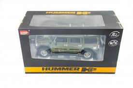 2056A Meizhi <b>Радиоуправляемая машинка MZ Model</b> Hummer H2 ...
