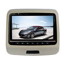China <b>HD</b> Digital LCD Screen DVD <b>Car Headrests Monitor</b> from ...