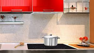 integrated kitchen design cooker hood