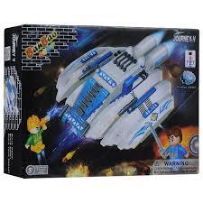 <b>BanBao Конструктор Космический летательный</b> аппарат 6408 ...