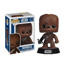 Купить <b>Фигурка Funko POP</b>! <b>Bobble</b>: Star Wars: Chewbacca 2324