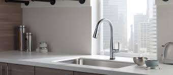 Delta Touch Kitchen Faucet Essa Kitchen Collection