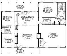 ideas about Square Feet on Pinterest   House plans  Floor     bedroom bath open floor plan  Under square feet Really like the bedroom