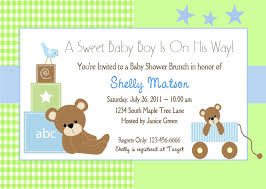 how to get baby shower templates party for children froobi baby boy shower invitations com baby shower templates image bear and
