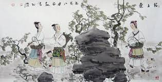 Image result for 陌上桑
