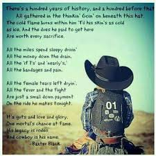 Love Baxter Black | Cowboy! | Pinterest | Cowboy Up, Cowboys and Poem