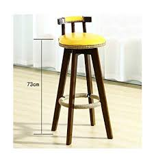 Chair Bar Stool White Black Home Kitchen <b>Rotating</b> High Restaurant ...