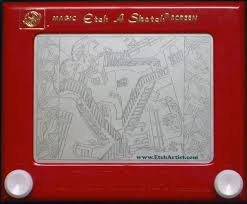 etch a sketch disaster funny i m here to save the day