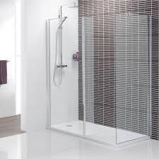Contemporary Showers Bathrooms Bathroom Walk In Shower On Pinterest Walk In Shower Door Design