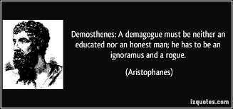 Image result for demagogue + images