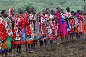 Kenya families  Kenya children  family and dating traditions