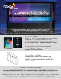 the aspiration technology stellar hearth products title
