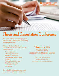 dissertation      FAMU Online Thesis and Dissertation Conference Ex