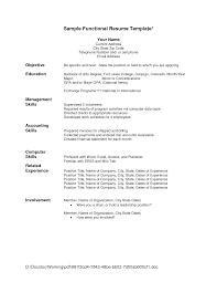 what is a functional resume format equations solver cover letter sle functional resume template
