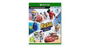 <b>Rush: A</b> Disney Pixar Adventure (Xbox One): Amazon.co.uk: PC ...