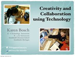 Collaborating and Connecting with Technology
