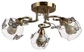 <b>Люстра Arte Lamp</b> Alessandra A5004PL-3AB, E14, 120 Вт ...