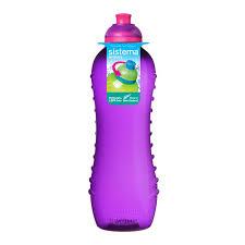 "<b>Бутылка</b> для воды <b>Sistema</b> ""Hydrate"", 620 мл, фиолетовая, 795 ..."