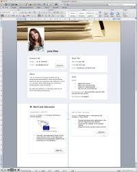 resume template word curriculum vitae in  89 amazing resume templates word template