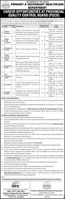 pharmacy msc mba jobs in provincial quality control board pqcb pharmacy msc mba jobs in provincial quality control board pqcb apply nts