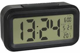 Купить электронные <b>часы TFA</b> 60.2018.02 (Black) в Москве в ...