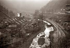 Image result for coal mining towns