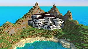 Image result for minecraft modern houses