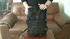 Mil-Tec <b>Backpack</b> Review.wmv - YouTube