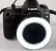 <b>NEW HOT</b> C48LED Macro Ring LED Camera Light <b>Adapter</b> Ring for ...