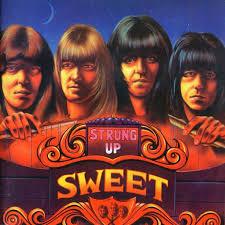 The <b>Sweet</b> - <b>Strung</b> Up | Hard rock, Greatest album covers, Rock ...