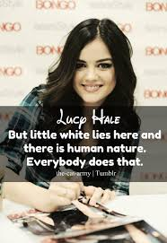 lucy hale quotes | Tumblr via Relatably.com
