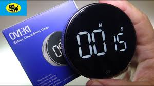 OVEKI <b>Magnetic</b> Countdown <b>Digital Timer</b>,<b>Kitchen Timer</b> - GREAT ...