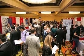students make first impressions at career fair where awesome happens bauer career fair nevansphotos 70