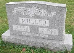 Maurice Hugo Muller Added by: Joe & Linda (Ashley) Conroy - 35744391_135144070022