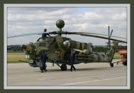 Helicóptero ruso de ataque artillado Mil Mi-28