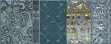 <b>Декор</b> для ванной Dec. <b>Diana</b> Acqua 1 20,1x50,5 <b>Керлайф</b>, Россия ...