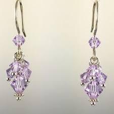 Snowflake <b>Earrings for Women Sterling Silver</b> Pearl Drop <b>Earrings</b> ...