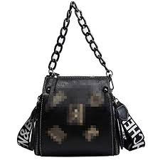 Chains <b>square</b> Crossbody bags zipper <b>women</b> handbag <b>fashion</b> ...