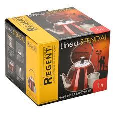 <b>Чайник Regent inox</b> Stendal 93-TEA-SD-02, 1 л в Тольятти ...