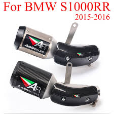 <b>Slip on Exhaust</b> For BMW <b>S1000RR</b> 2015 2016 Years Motorcycle ...